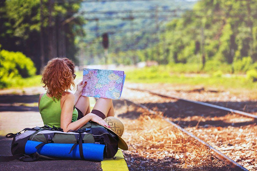 Backpacker Travel Plan