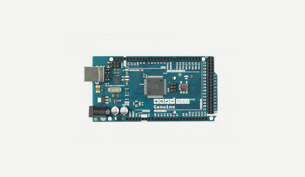 Arduino mega model r3