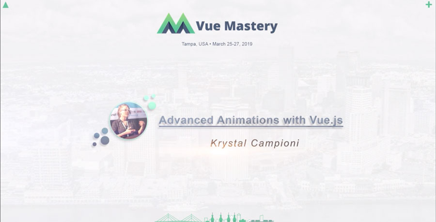 Advanced Animations with Vue.js