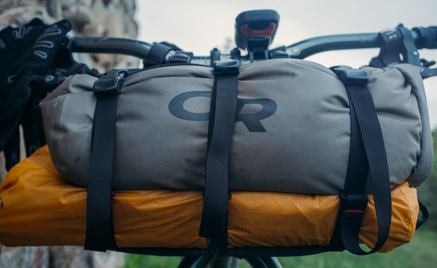 Tested: Four 5L Dry Bags for Bikepacking